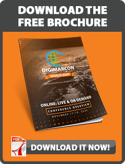 Download DigiMarCon America 2020 Brochure