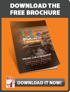 Download DigiMarCon America 2021 Brochure